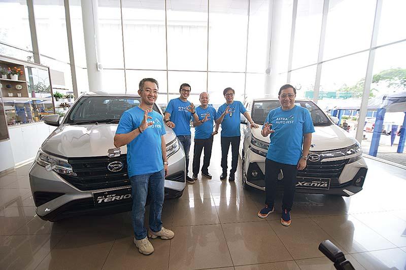 Daihatsu Berikan Harga Khusus di Astra Auto Fest 2020