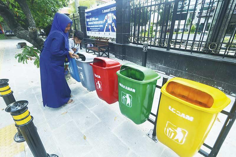 Masyarakat Diminta Sediakan Tempat Sampah Terpilah