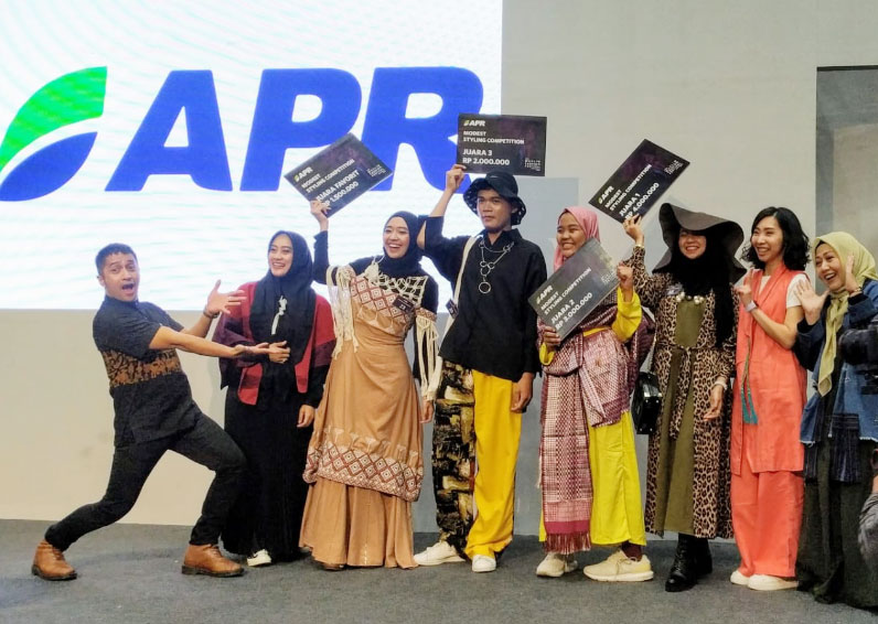 Jadi Juri, Irfan Hakim Bicara Soal Fashion di Styling Contest APR