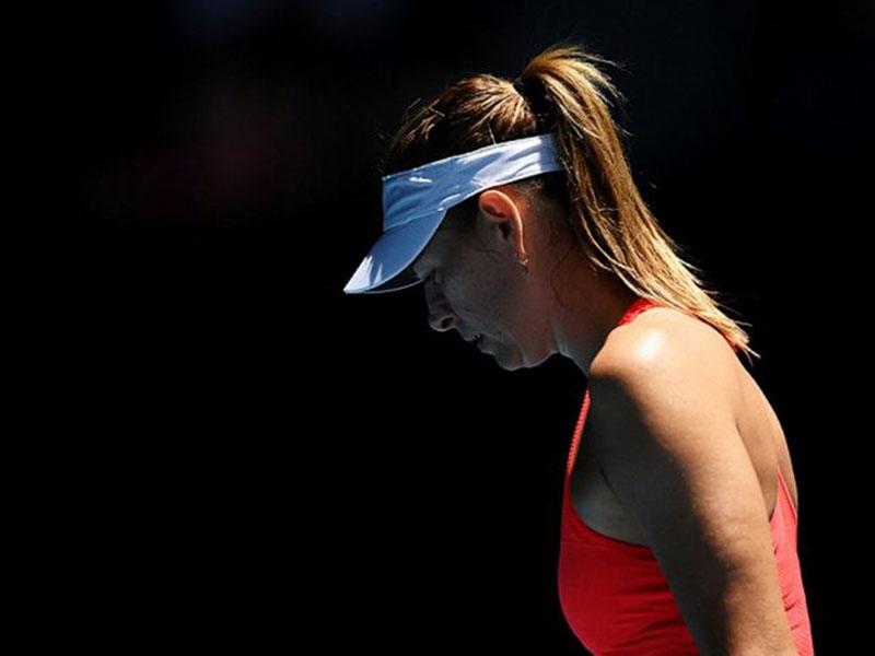 Ranking Maria Sharapova Anjlok ke Nomor 350 Dunia