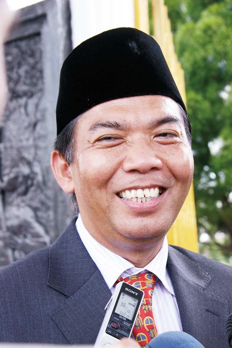 Insentif Ketua RT/RW Tunggu Audit BPK