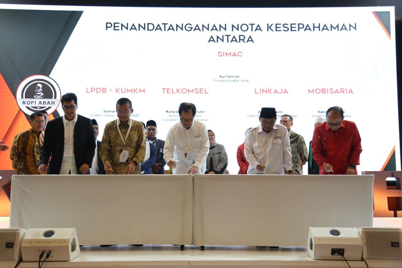 Telkomsel Dorong Santri Milenial Kembangkan Bisnis Digital