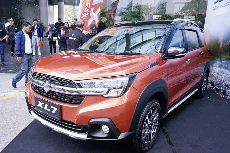 Dapatkan Promo Khusus Suzuki XL7 di PT SBT