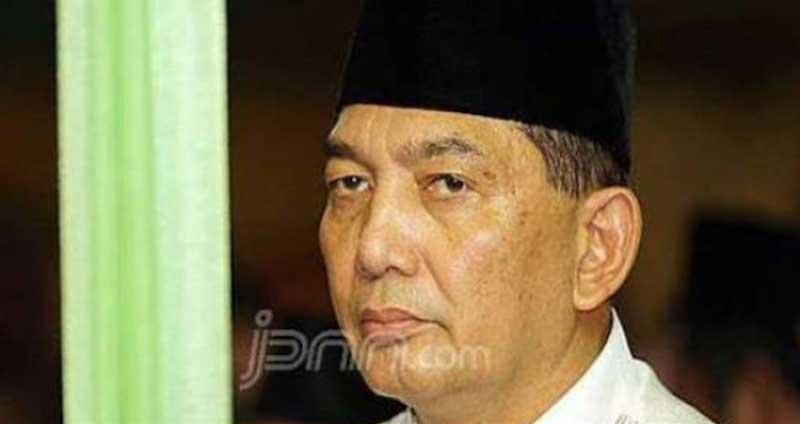 Prabowo Tunjuk Sjafrie Sjamsoeddin Jadi Penasihat Khusus