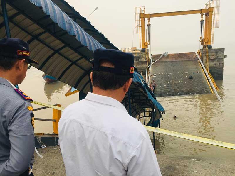 Dermaga Pebuhan Roro Buton Berusia 23 Tahun