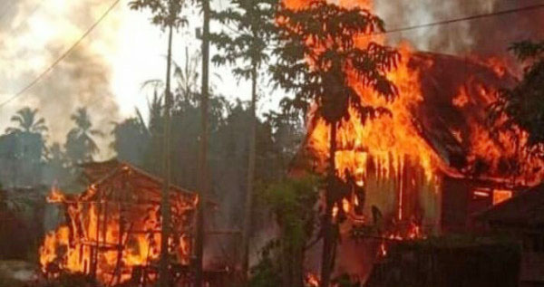 81 Pelaku Ditangkap, Ini Alasan Pembakaran 81 Rumah di Buton