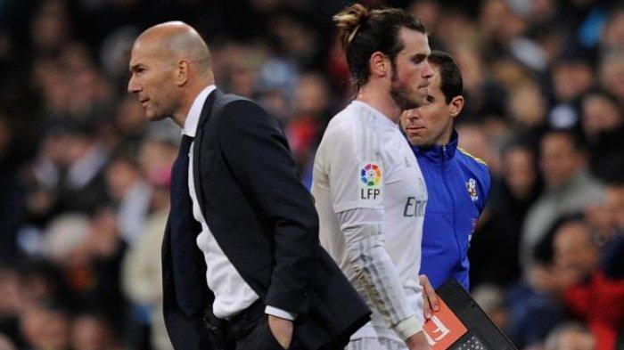 """Kabarnya, Zidane Ingin """"Rujuk"""" dengan Bale"""