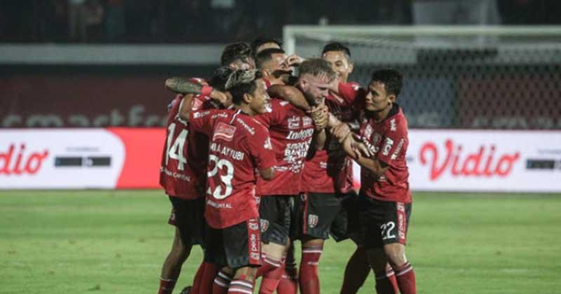 Bali United Juara Liga 1 2019