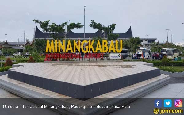 Jumlah Penumpang Melebihi Kapasitas, Bandara Internasional Minangkabau Diperluas