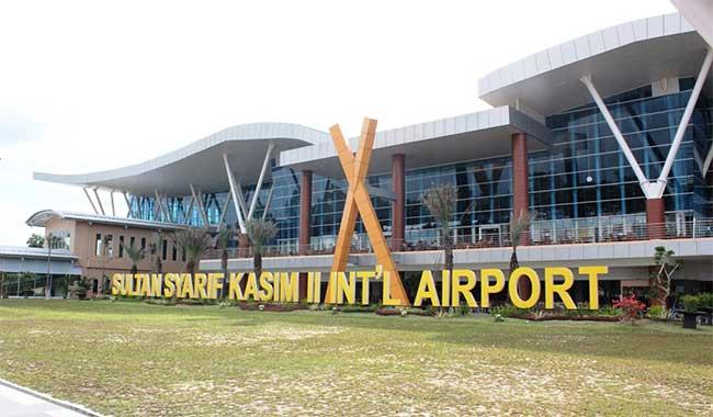 Penumpang Medan Pilih lewat Bandara SSK II