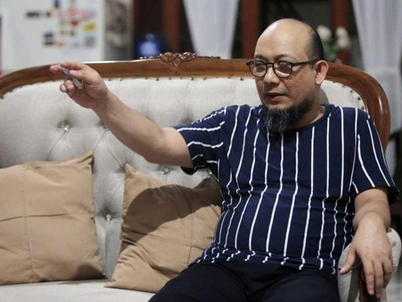 KPK Klarifikasi Isu Barter Perkara di Balik Foto Novel-Anies Baswedan