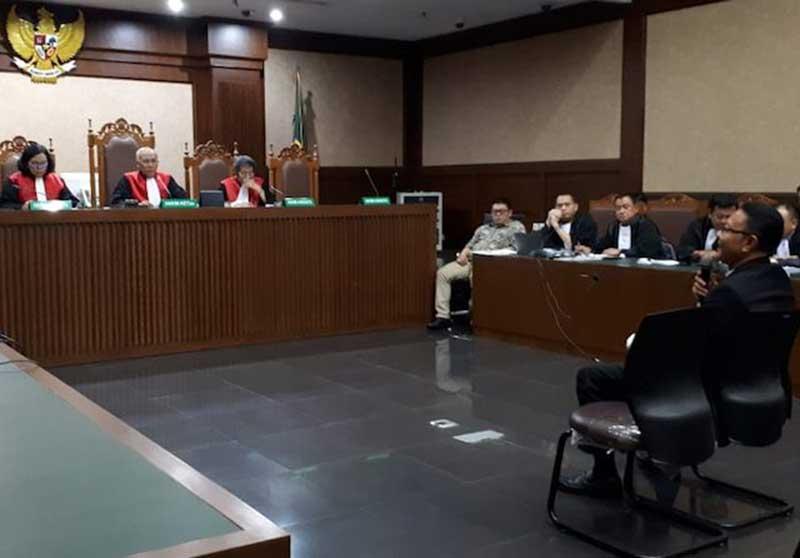 Putra Sulung Megawati Disebut dalam Sidang Suap Impor Bawang Putih