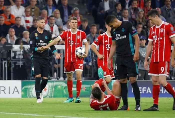 Tumbang di Leg Pertama, Begini Kekecewaan Pelatih Bayern Muenchen