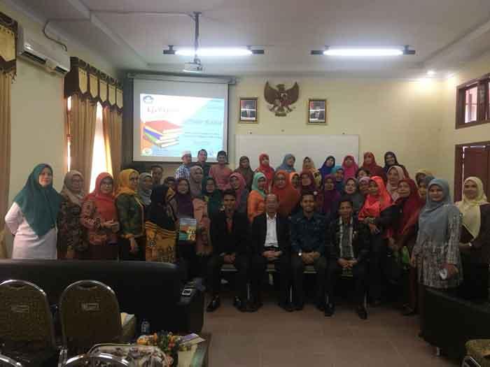 UPT Kemendikbud Taja Bincang Buku dan Lomba Mendongeng