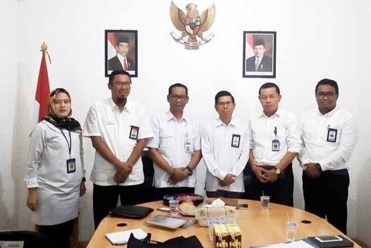 BBR dan Ombudsman Riau Jalin Komunikasi