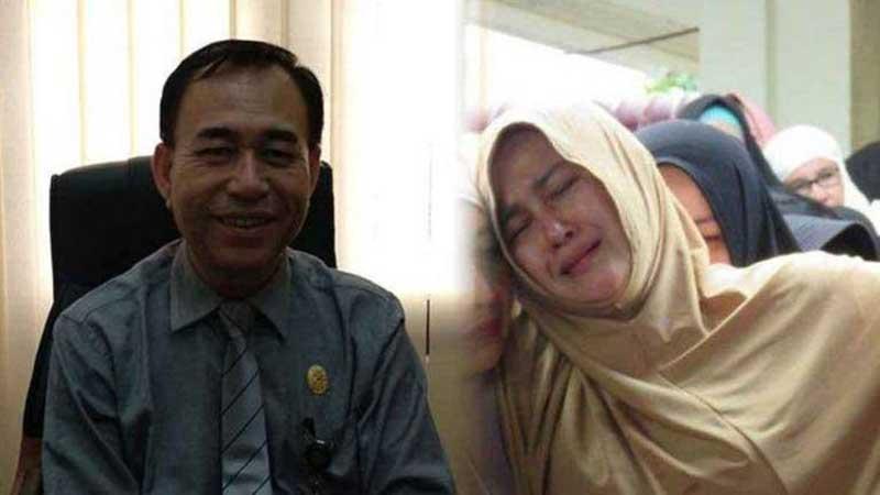Pengakuan Maimunah, Malam Sebelum Hakim PN Medan Jamaluddin Tewas