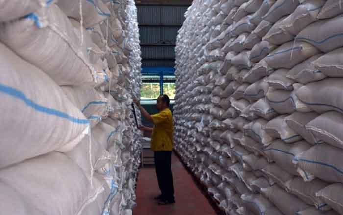 INDEF: Kestabilan Harga Beras Indonesia Terbantu Impor dari Thailand