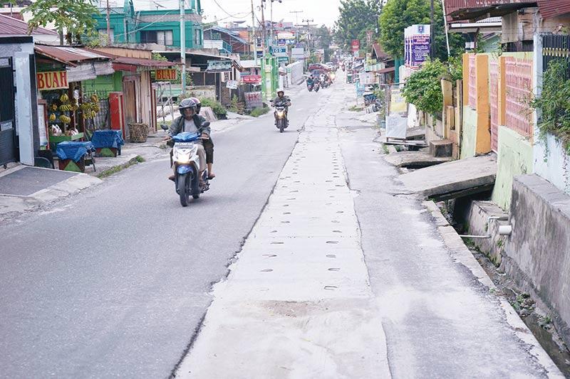 Genangan Air di Proyek IPAL Dikeluhkan