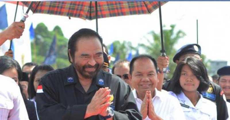 Surya Paloh: Kami Sedang Menikmati Pemerintahan, tetapi...