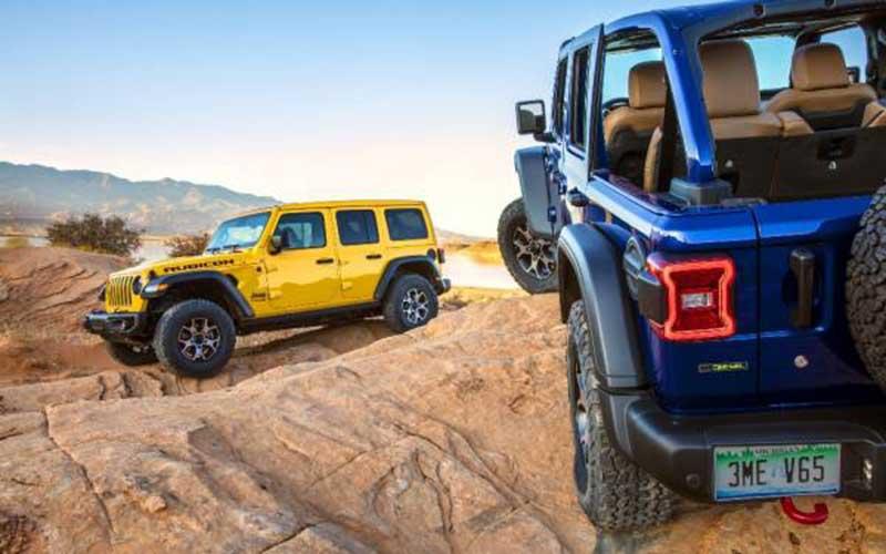 Jeep Wrangler EcoDiesel, Irit tetapi Tetap Menggigit