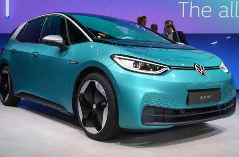 VW masih Pikir-pikir Bawa Mobil Listrik Perdananya ke Indonesia