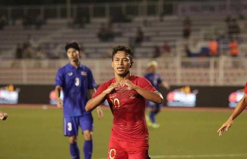 Timnas Indonesia U-23 vs Myanmar di Semifinal