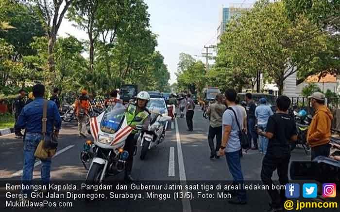 Inilah Empat Fenomena Baru Dunia Terorisme di Indonesia Versi IPW
