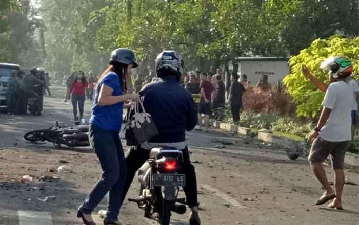 Kominfo Blokir 1.285 Akun Pascabom Gereja Surabaya, Ini Rinciannya
