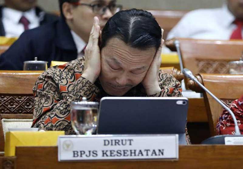 BPJS Bisa Defisit Rp 77 Triliun pada 2024