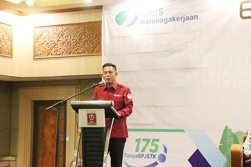 BPJS TK Ajak PLKK Lebih Care Melayani Peserta