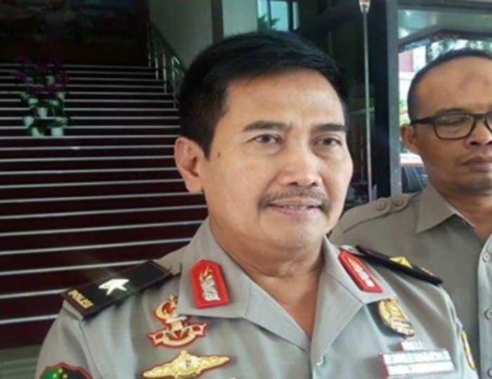 Polisi Umumkan Harun  Al Rasyid Tewas karena Kena Tembak