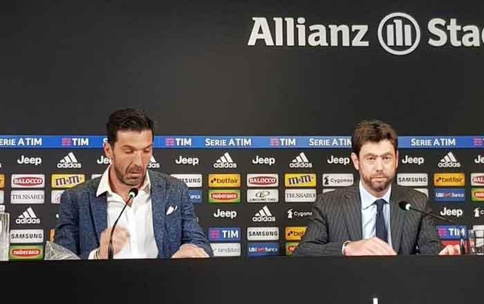 Mengharukan, 17 Tahun Bersama Juventus, Begini Isi Surat Perpisahan Buffon