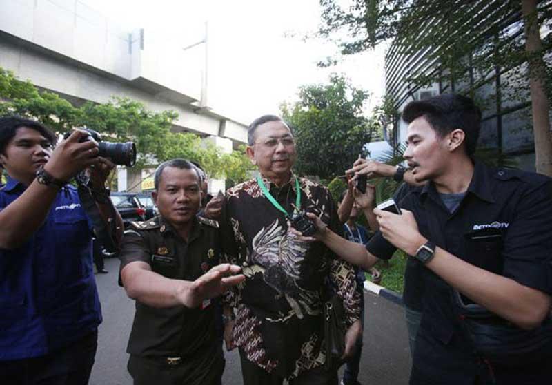 Kejagung Tahan 5 Orang Tersangka Korupsi Jiwasraya