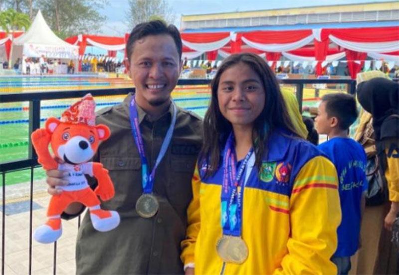 PB PRUI Tunjuk Agung Nugroho Ketua Riau