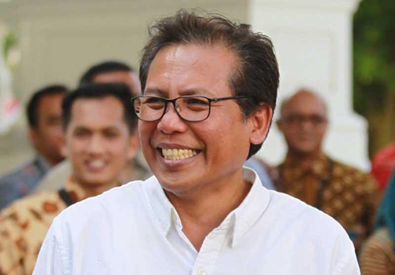 Presiden Teken Kepres Pemberhentian Wahyu Setiawan dari KPU