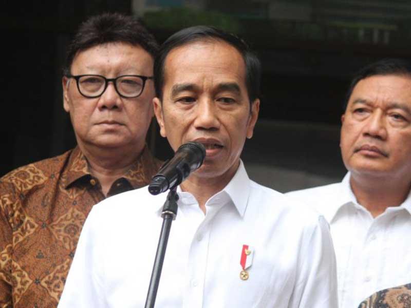 Jokowi Pastikan Dewas KPK Dilantik Jumat Pekan Ini