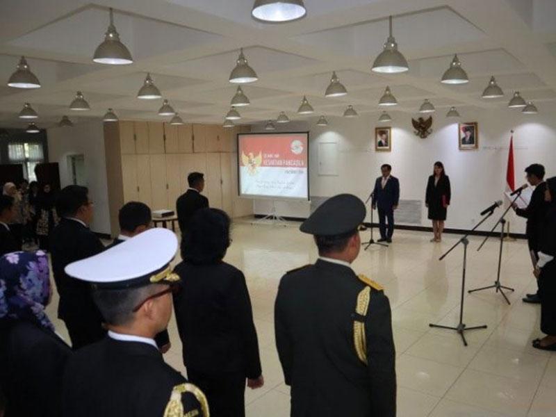 KBRI Beijing Bentuk Tim dan Posko Pengawasan WNI