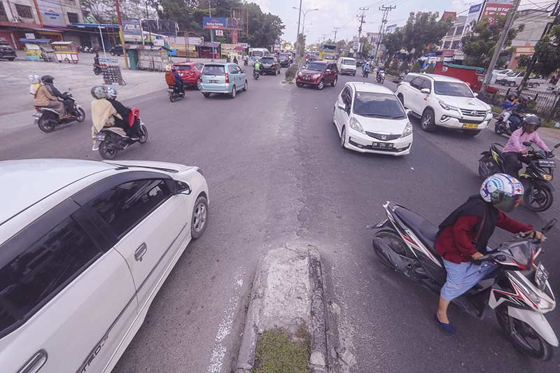 Harus Ada Solusi Urai Kemacetan Akibat U-Turn