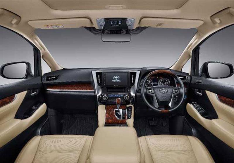 Fitur Baru di Toyota New Alphard dan New Vellfire