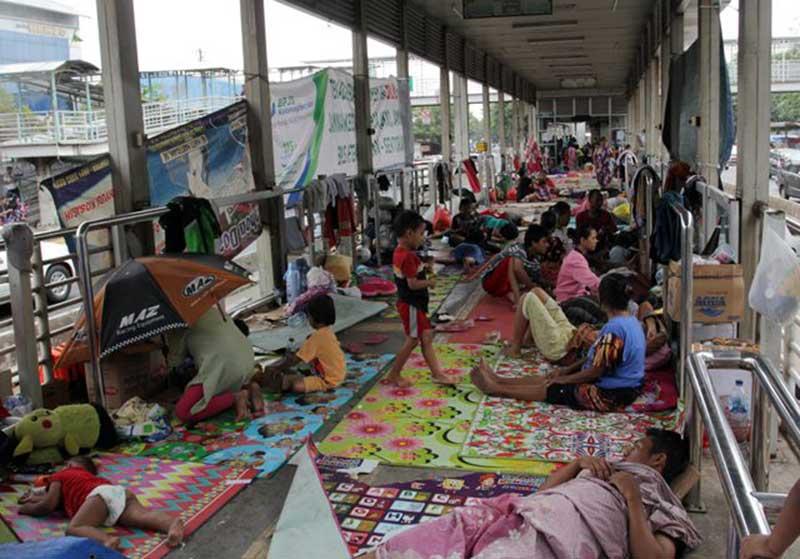 4.401 Warga Jakarta Masih Ngungsi
