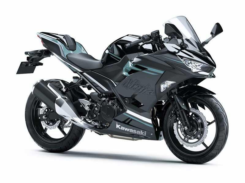 Kawasaki Meluncurkan Ninja 250 MY 2020