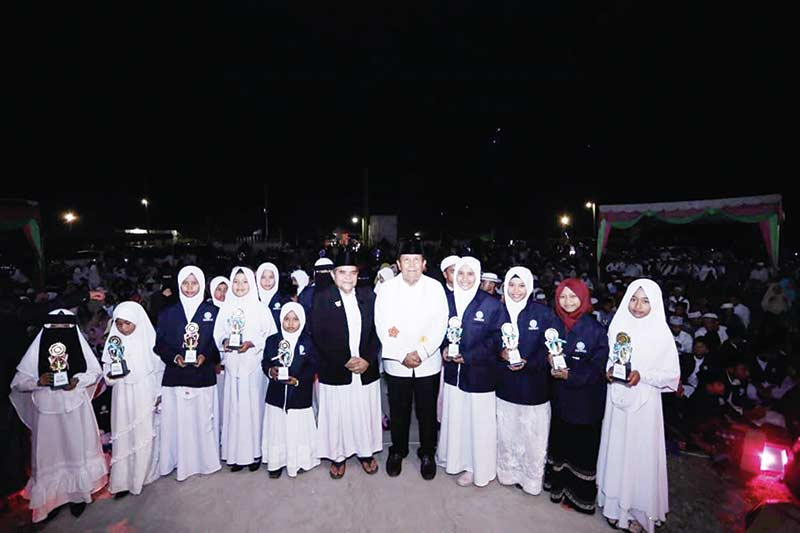 Targetkan 16 Kecamatan Miliki Rumah Tahfiz