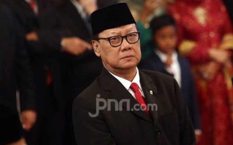 Menpan-RB Tjahjo Kumolo Singgung Masalah Honorer