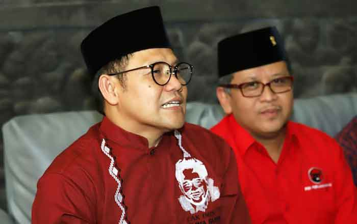 Jokowi Tak Jadikan Cak Imin Cawapres, PKB Janji Tetap Setia