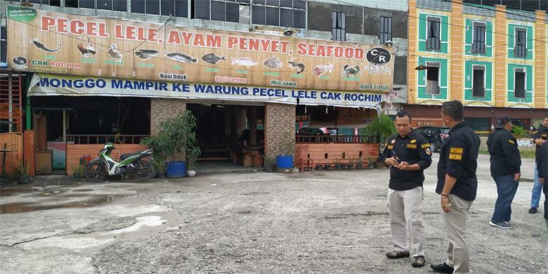 SDT, Bapenda Dapati Restoran 9 Tahun Tak Bayar Pajak