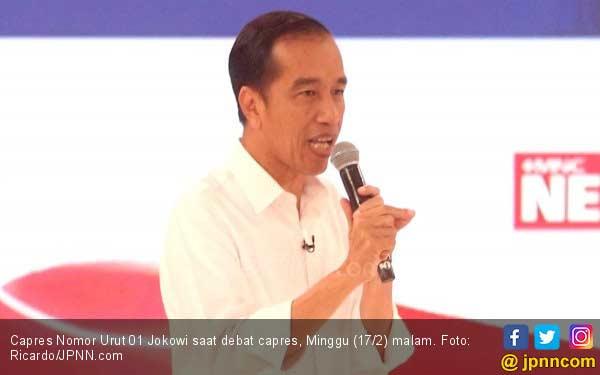 Fitnah Jokowi di Medsos, Tiga Emak - Emak Ditangkap Polisi