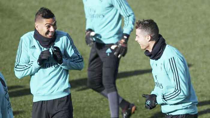Kalah dari Atletico, Real Madrid Rindukan Ronaldo