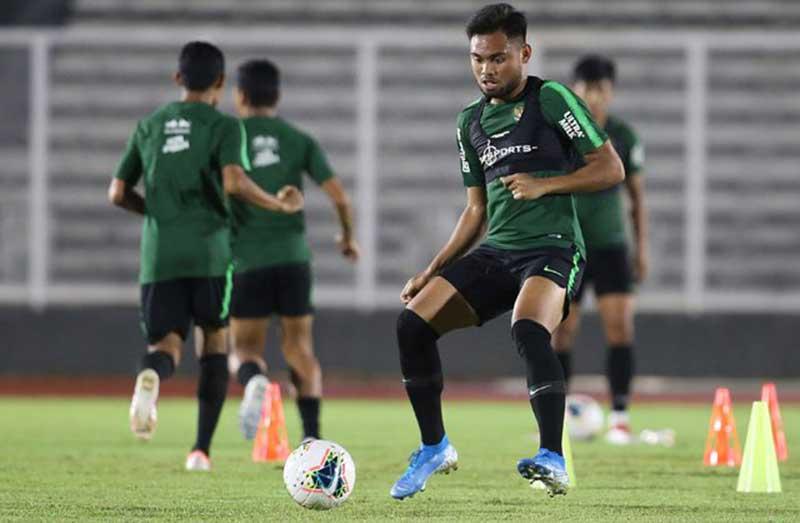 Pelatih Vietnam Puji Kecepatan Pemain Sayap Indonesia