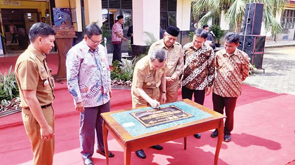 Desa Muara Kelantan Ditetapkan sebagai Kampung Inklusi Keuangan