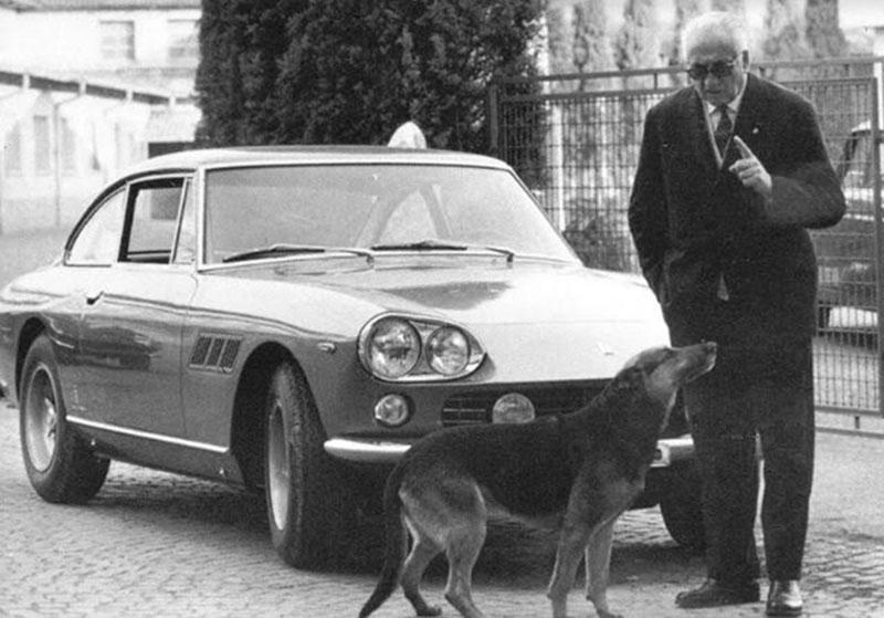 Mobil Pribadi Milik Pendiri Ferrari Dilelang